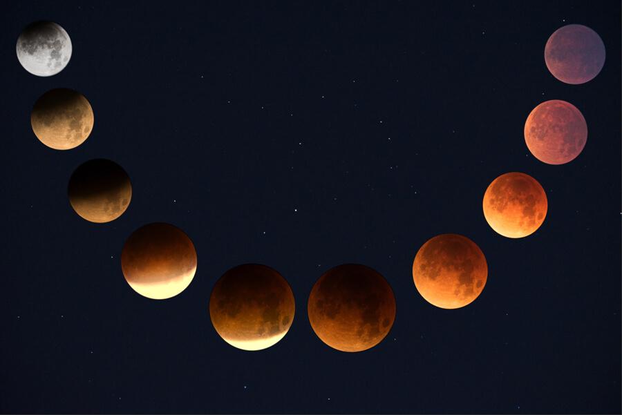 山羊座満月