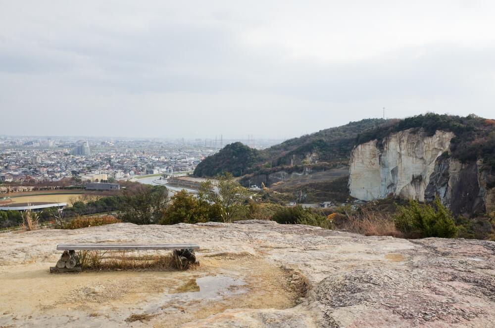 生石神社_山上公園