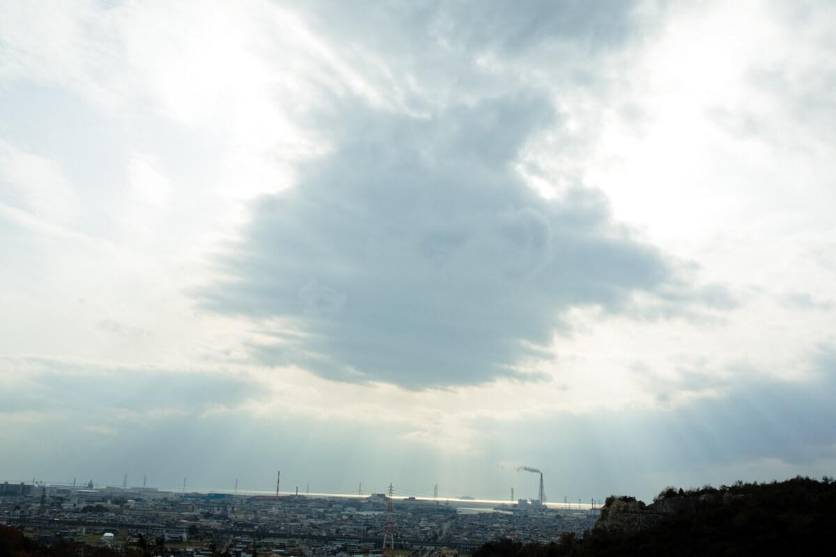 生石神社_頂上からの景色