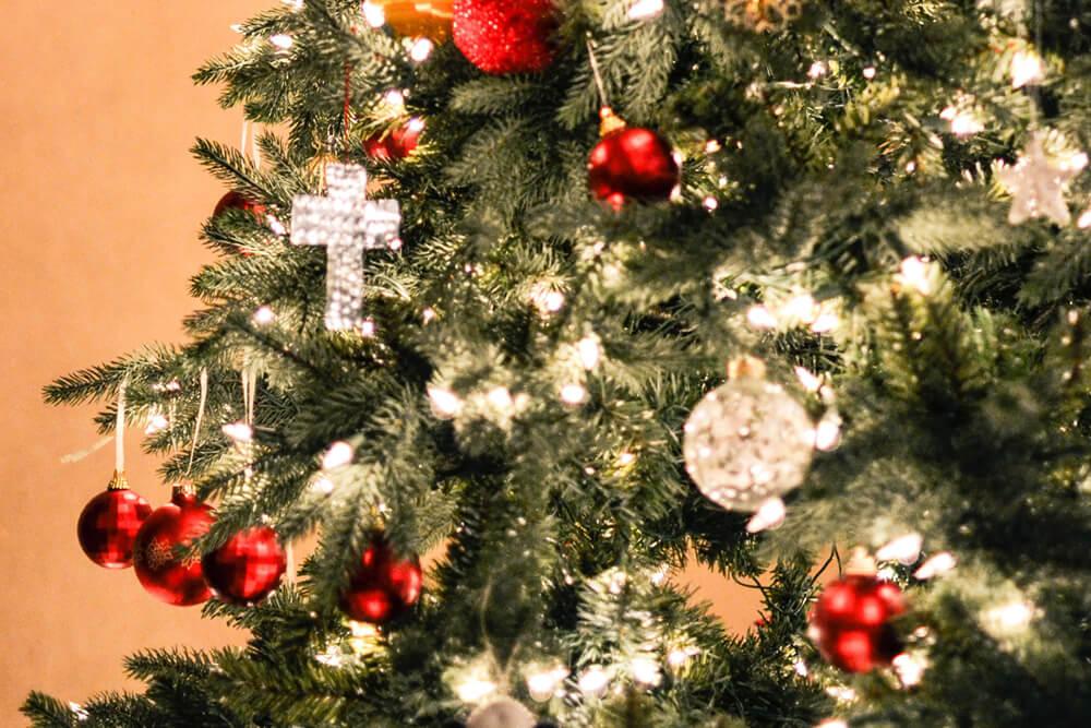蟹座満月_クリスマスカード