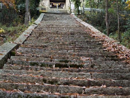 生石神社_階段